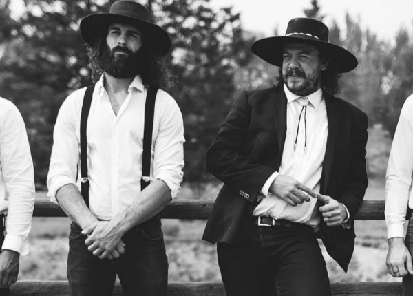 The Dead South in The Caverns with The Reverend Peyton's Big Damn Band tickets