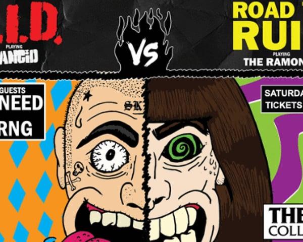 Rancid Vs Ramones tickets