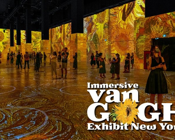 American Express Access - Immersive Van Gogh (PRIME) tickets