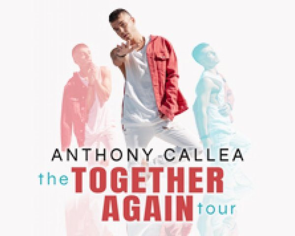 Anthony Callea tickets
