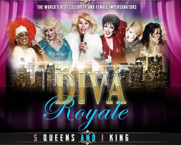 Diva Royale - Drag Queen Show Orlando tickets