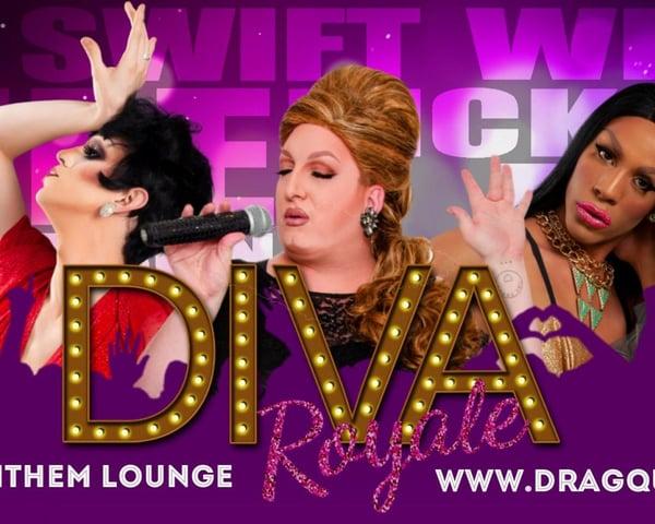 Diva Royale - Drag Queen Show Atlantic City tickets