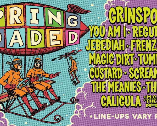 Spring Loaded - Adelaide tickets