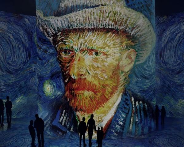 DATE PACKAGE - Immersive Van Gogh Chicago tickets