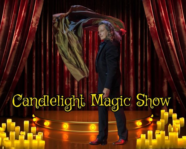 Candlelight Magic Show tickets