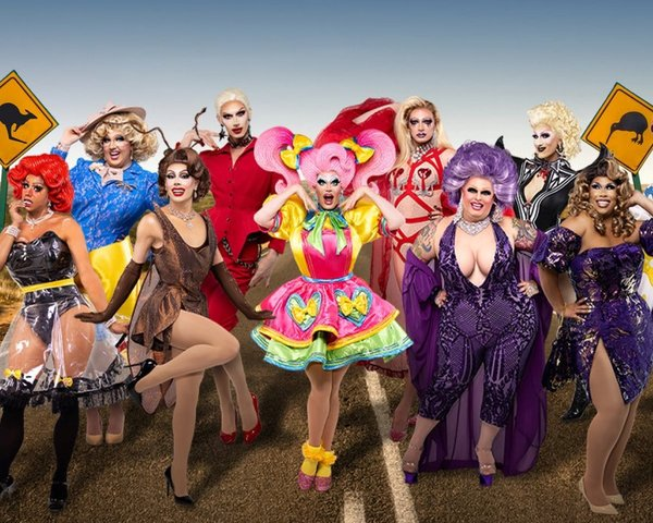 RuPaul's Drag Race Down Under - Live On Stage tickets