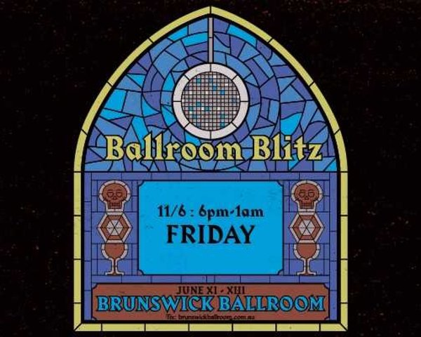 Ballroom Blitz - Friday with Goldminds, Dr Sure's Unusual Practice and more tickets