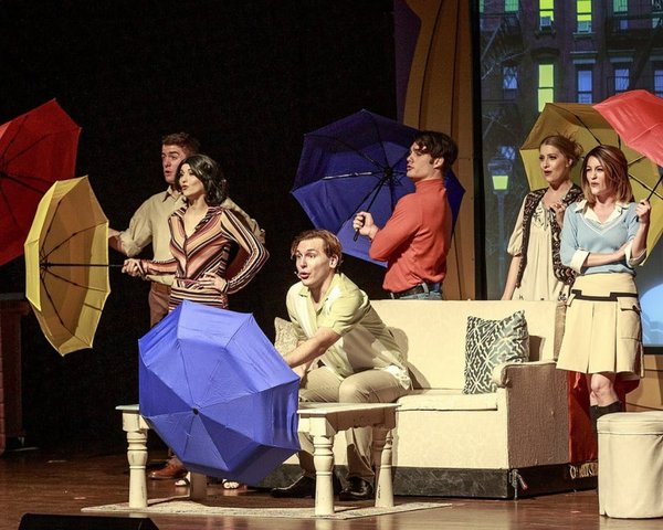 Friends! The Musical Parody (New York) tickets