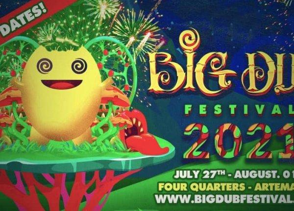 Big Dub Festival 2021 tickets