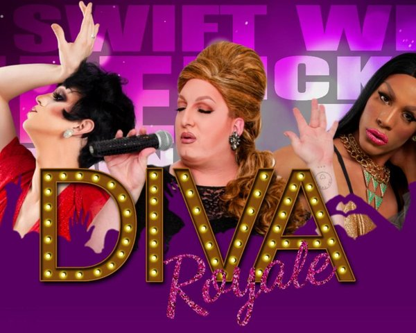 Diva Royale - Drag Queen Show River Edge tickets