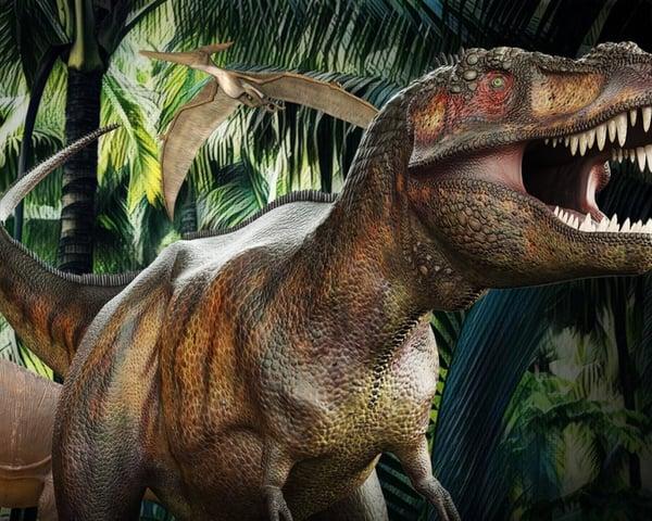 Jurassic Creatures Live tickets