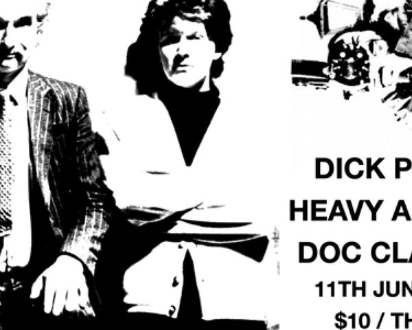 Dick Pistol Upstairs @ The Tote tickets