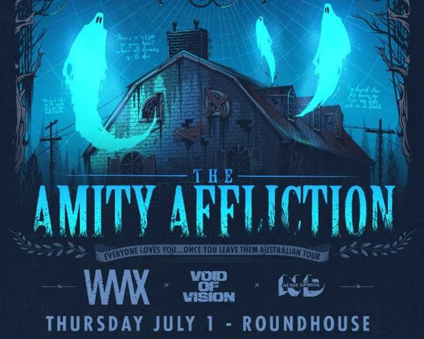 The Amity Affliction tickets
