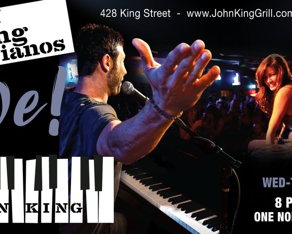 Rockin' Dueling Pianos tickets