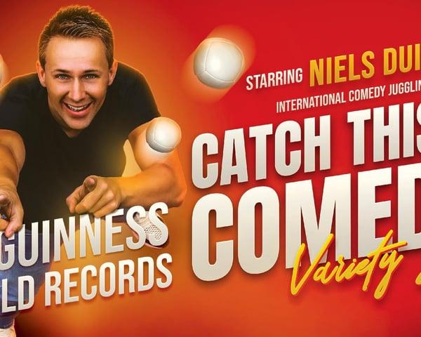 Niels Duinker tickets