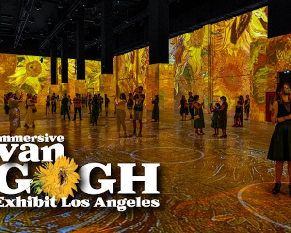 DATE PACKAGE - Immersive Van Gogh L.A. tickets