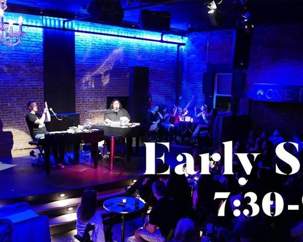Live Music- Dueling Pianos Early Show tickets