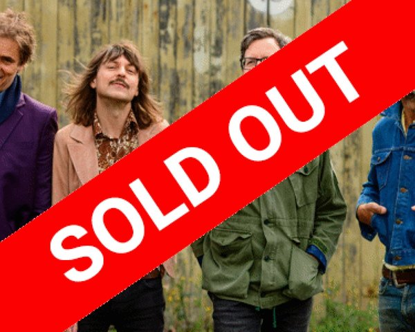 The Whitlams – Gaffage And Clink 2021 LATE SHOW tickets