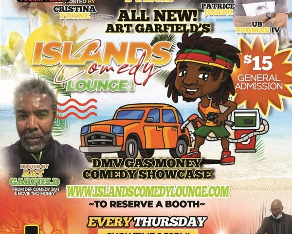 ISLANDS COMEDY LOUNGE COMEDY NITE THURSDAYS! tickets