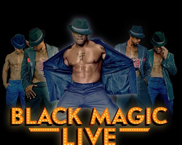Black Magic Live - 3 Queens Enterprise (LAS VEGAS) tickets