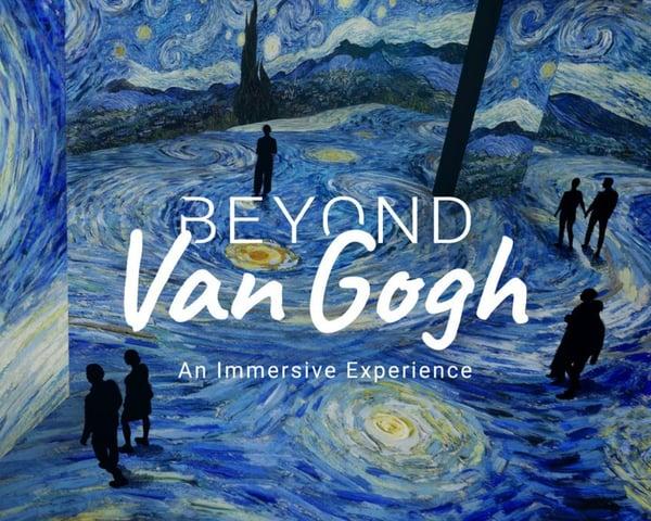 Beyond Van Gogh tickets