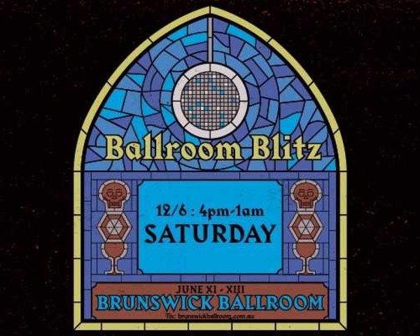BALLROOM BLITZ - Saturday - with Batts, Merpire, Braille Face and more tickets