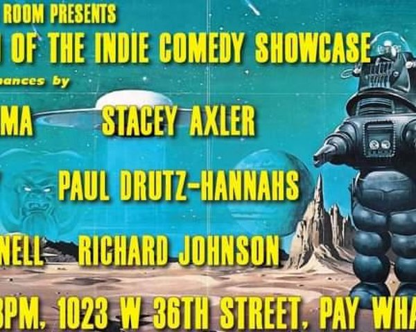 Inidie Comedy Night tickets