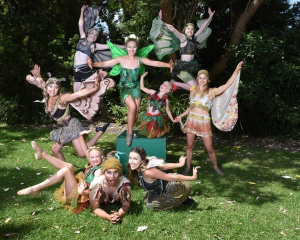 Tinkerbell and the Dream Fairies tickets