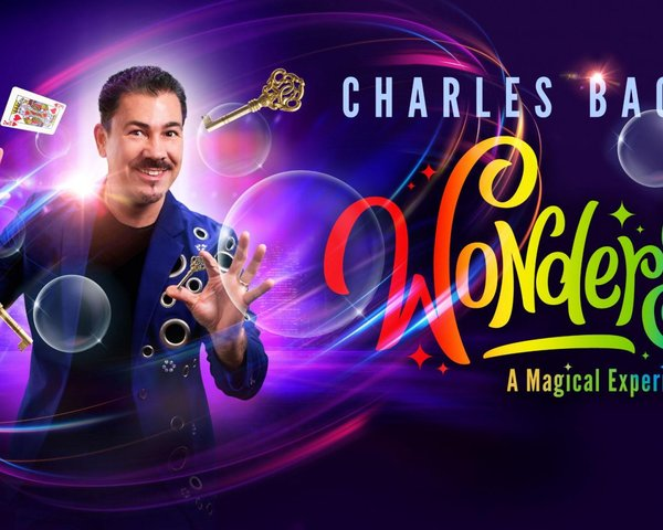 Charles Bach Wonders Magic and Illusion Show tickets