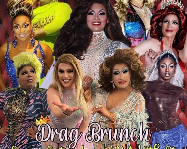 Saturday Drag Brunch tickets