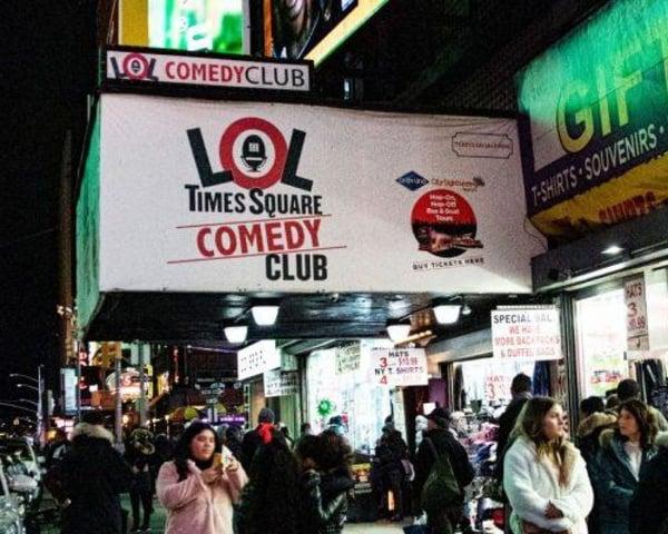 NYC Comedy Club tickets
