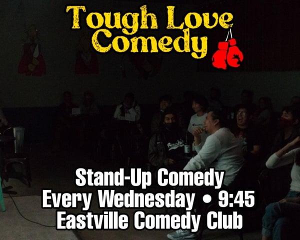 Tough Love Comedy tickets