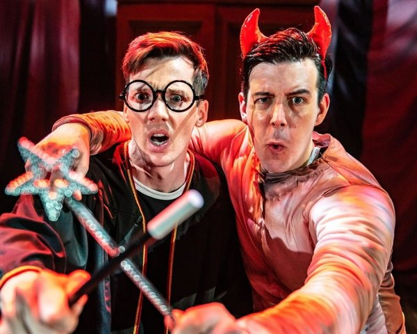 Potted Potter: The Unauthorized Harry Experience tickets