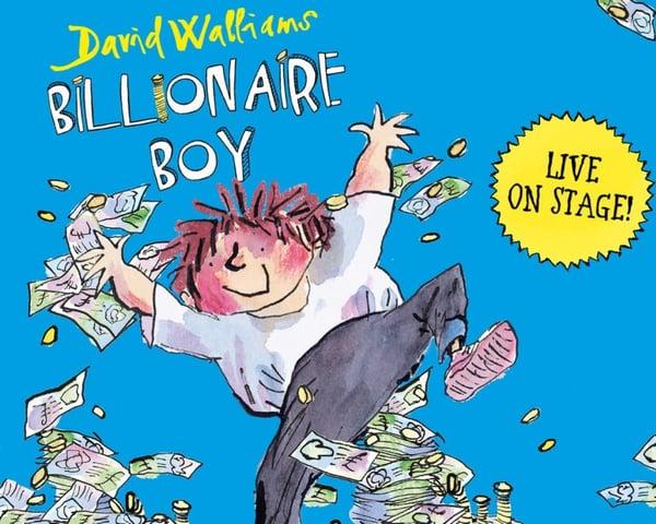 Billionaire Boy tickets