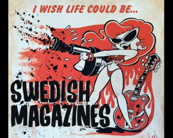 SWEDISH MAGAZINES AT THE OLD BAR tickets
