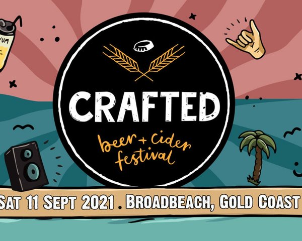 Crafted Beer & Cider Festival tickets
