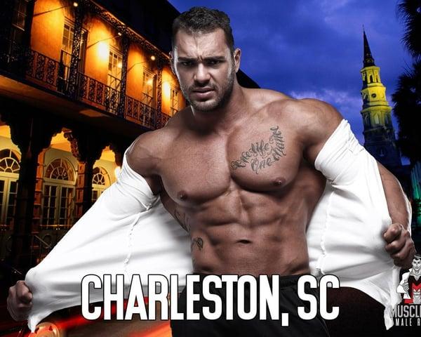 Muscle Men Male Strippers Revue Show tickets