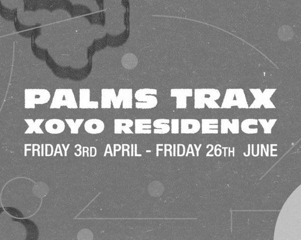 Palms Trax tickets