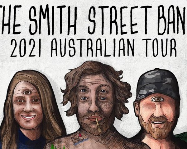 The Smith Street Band tickets