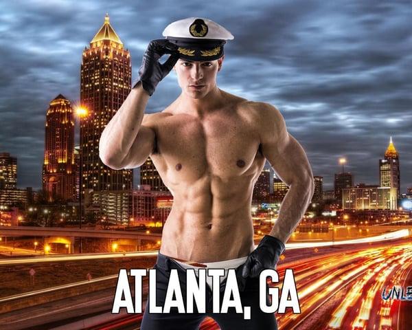 Male Strippers UNLEASHED Male Revue Atlanta GA tickets