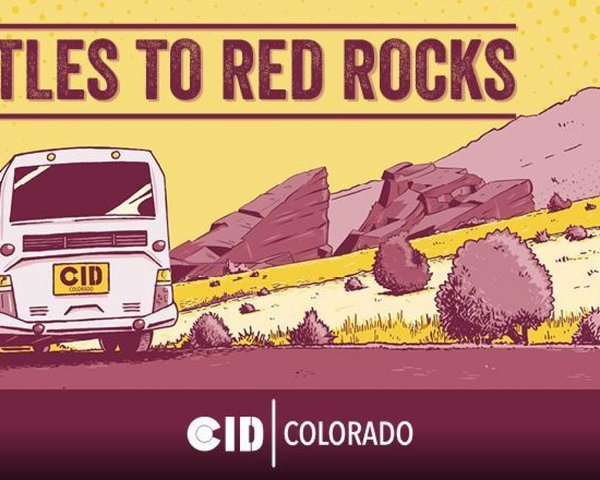 Shuttles to Red Rocks - 2-Day Pass - STS9 tickets