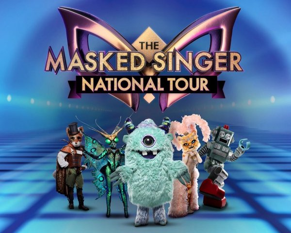 The Masked Singer National Tour tickets