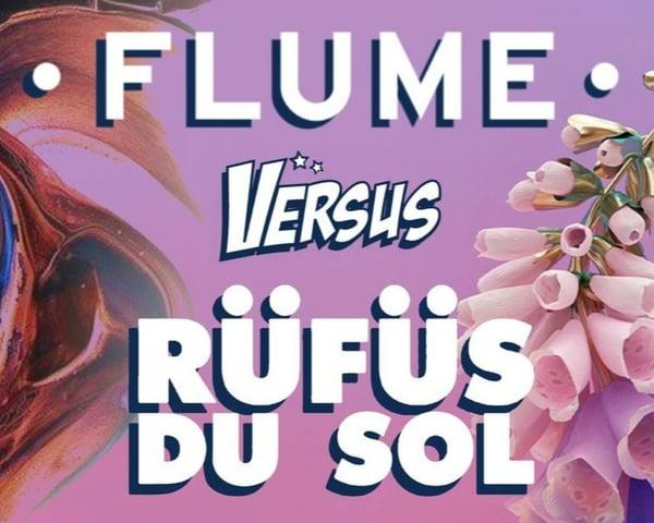 Flume vs Rüfüs Du Dol Night tickets