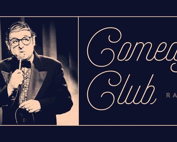 Raffles Comedy Club tickets
