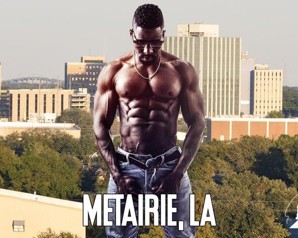 Ebony Men Black Male Revue Strip Clubs & Black Male Strippers tickets