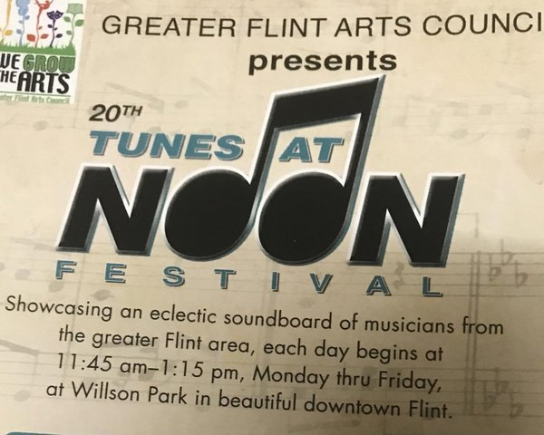 """""""Tunes At Noon Festival"""" tickets"""