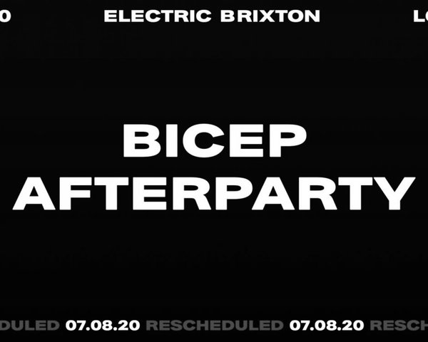 Bicep Afterparty with Bicep (DJ Set), Hammer, Danielle & Manami tickets