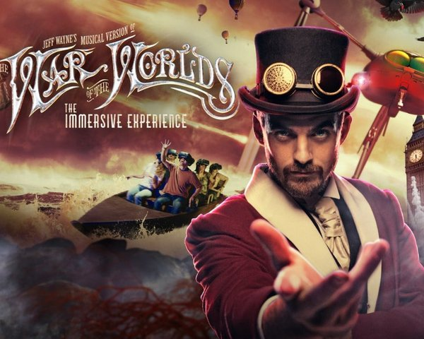Jeff Wayne's War of the Worlds: The Immersive Experience tickets