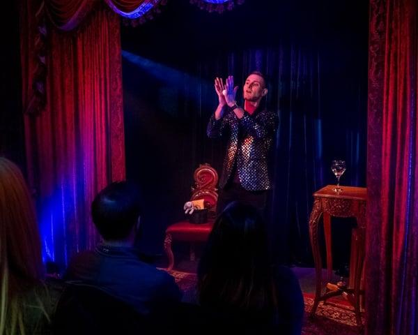 Trickery Chicago Magic Show tickets