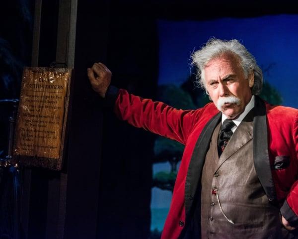 Mark Twain Himself tickets